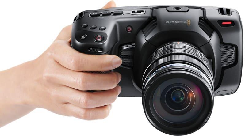 Blackmagic Pocket Cinema Camera 4K (BMPCC4K) | Digitarvike.fi