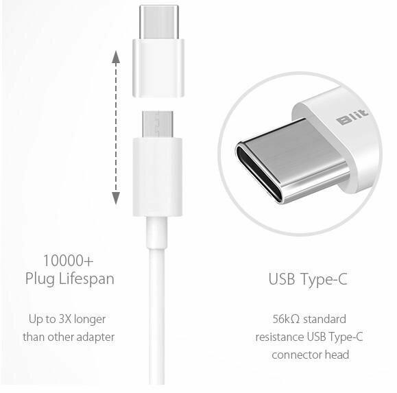 Valueline Micro USB > Type C USB adapteri | Digitarvike.fi