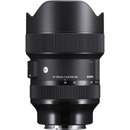 Sigma 14-24mm f2.8 DG DN Art HSM,  Sony e-mount