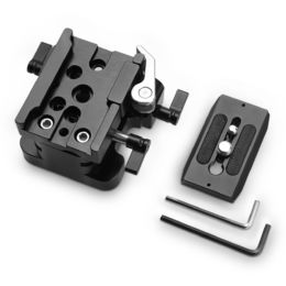 SmallRig Universal 15mm Rail Support System Baseplate 2092