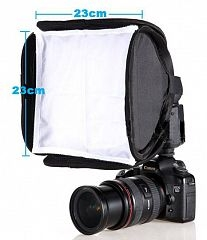 Commlite Speed Easy softbox 23cm