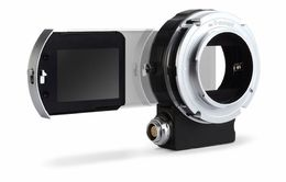 Aputure DEC Vari-ND Wireless Focus & Aperture Controller Lens Adapter for EF and EF-S > E-mount