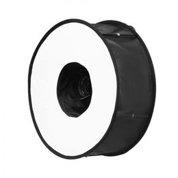 AccPro Ringflash / Roundflash Softbox for Speedlite 45cm
