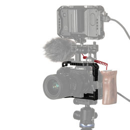 TULOSSA SmallRig Cage for Panasonic Lumix DC-S1 and S1R CCP2345