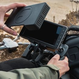 "PolarPro CrystalSky 7.85"" or 5.5"" Remote Mount for Mavic 2"
