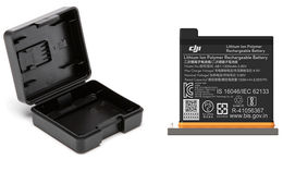 DJI Osmo Action Battery + Battery Case
