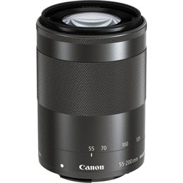 Canon EF-M 55-200mm f/4.5-6.3 IS STM telezoom-objektiivi