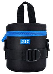 UUSI! JJC Deluxe Lens Pouch, XXtra Small (DLP-1II)