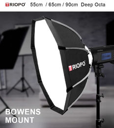Triopo Speedbox Deep Octa for BOWENS