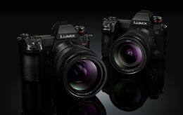 Panasonic Lumix DC-S1 + V-LOG  (DMW-SFU2)