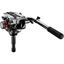 Manfrotto 504HD, 546BK, MBAG100PN Tripod Kit (keskituki)