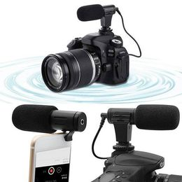 2-in-1 Video Microphone Mono (Phone / Camera Universal)