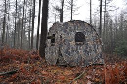 Stealth Gear Dome Square Hide For Wildlife Photography