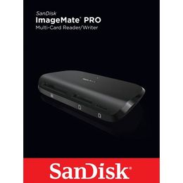 SANDISK USB 3.1 ImageMate PRO Reader for SD CF and mSD Cards