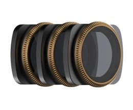 PolarPro Filter 3-Pack Vivid Collection Cinema Series (DJI Osmo Pocket)