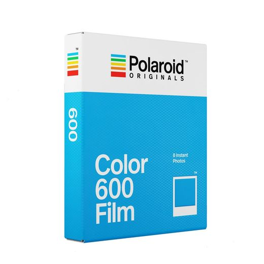 Polaroid Originals Color Film 600 for Vintage Polaroid ‐pikafilmi 8kpl