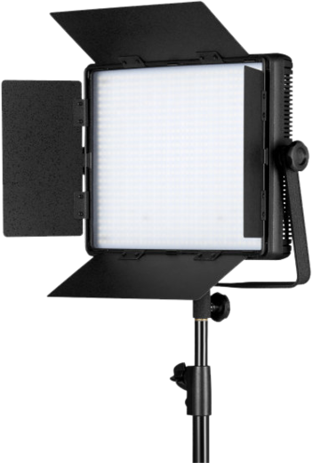 LedGo LG-900CSC LED Studio Light + WiFi