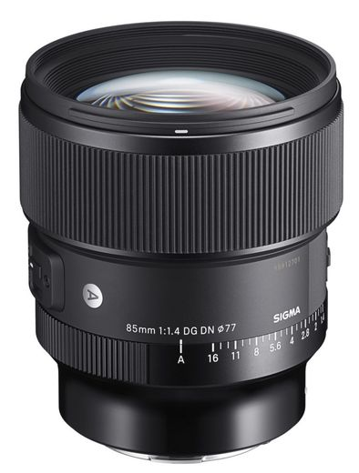 Sigma 85mm F1.4 DG DN Art, Sony E