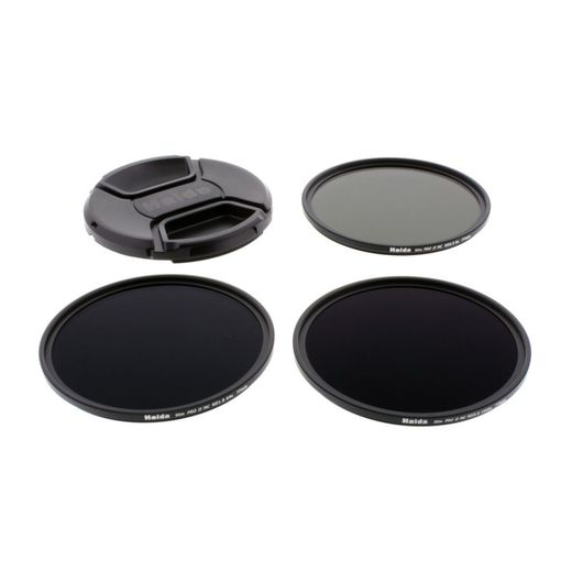 Haida Slim Filter Kit Pro II MC ND8+ND64+C-POL 55mm