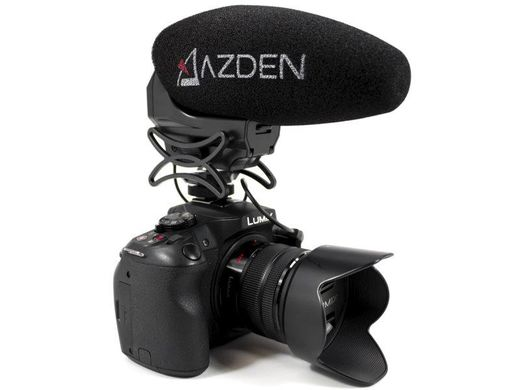 AZDEN DSLR VIDEO MICROPHONE SMX-30 STEREO & MONO