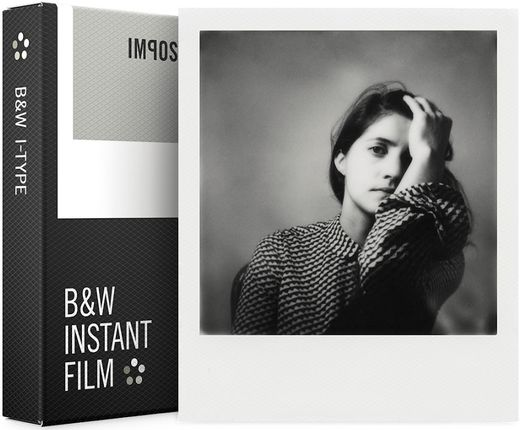 Impossible B&W Film for I-TYPE ‐pikafilmi 8kpl
