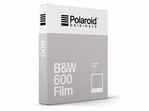 POLAROID B&W Film for I-Type ‐pikafilmi 8kpl