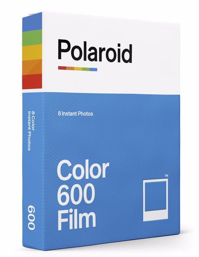 Polaroid Color Film 600 for Vintage Polaroid ‐pikafilmi 8kpl