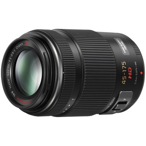 PANASONIC G X Vario PZ 45-175MM F4.0-5.6 ASPH / POWER O.I.S.