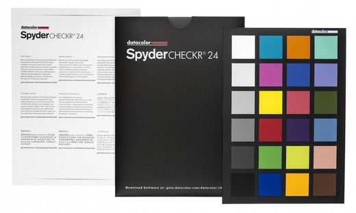 ColorVision SpyderCHEKR24