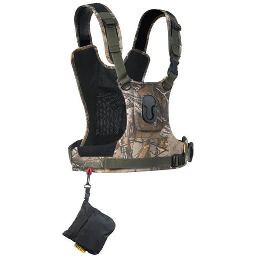 Cotton Carrier 3G Camera Harness System yhdelle kameralle (686CAMO)