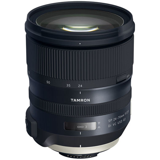 Tamron SP 24-70mm f/2.8 Di VC USD G2, Nikon