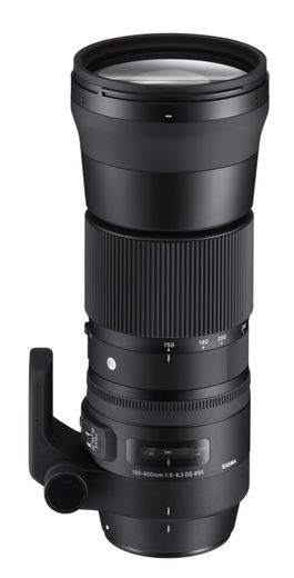 Sigma 150-600mm F5-6.3 DG OS HSM Contemporary, NIKON