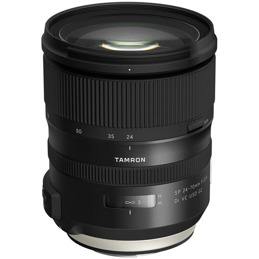 Tamron SP 24-70mm f/2.8 Di VC USD G2, Canon