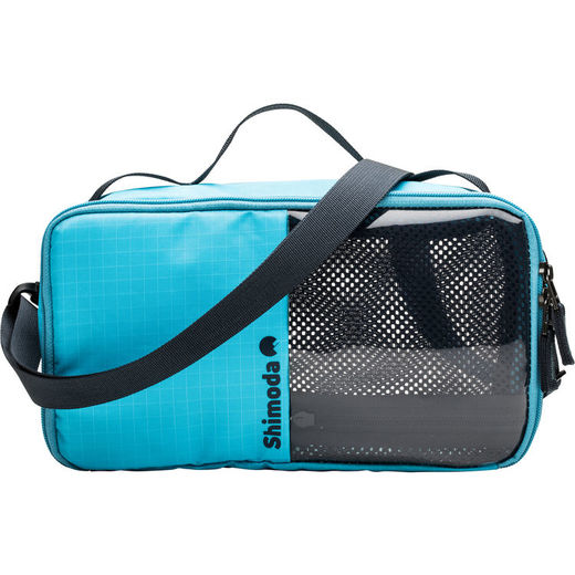 Shimoda Accessory Case Medium, River Blue
