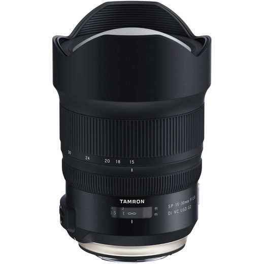 Tamron SP 15-30mm f/2.8 Di VC USD G2 (A041), Canon