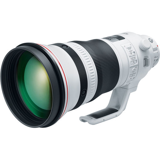 Canon EF 400mm f/2.8 L IS III USM teleobjektiivi