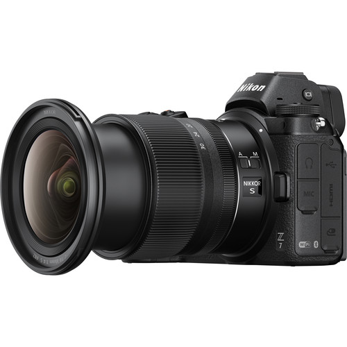 Nikon Z6 Z-mount +  Z-NIKKOR 14-30mm