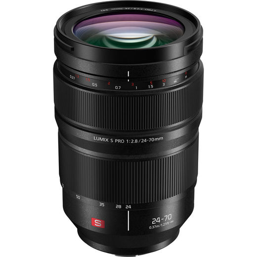 PANASONIC LUMIX S PRO 24-70MM F2,8 L-MOUNT