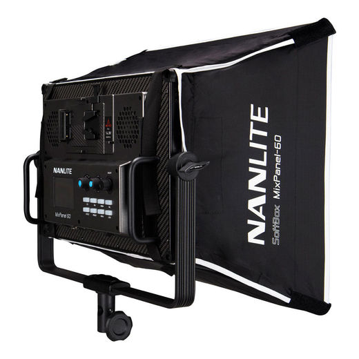 NANLITE SB-MIX60 SOFT BOX FOR MIXPANEL