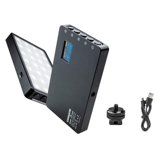 Viltrox Weeylite RB08P Portable RGB Led Light 2500-8500K