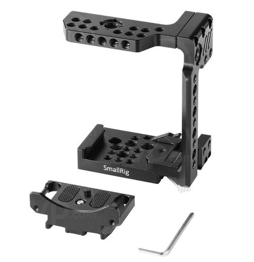 SmallRig 2262 Half Cage QR for Nikon Z6 & Z7