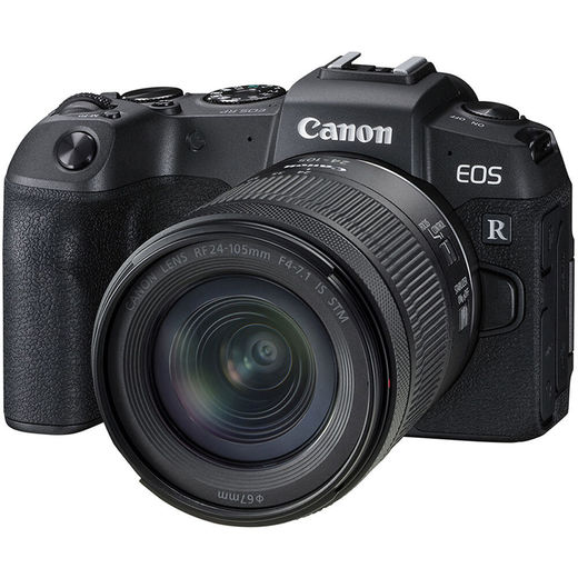 Canon EOS RP + 24-105/4-7.1 STM