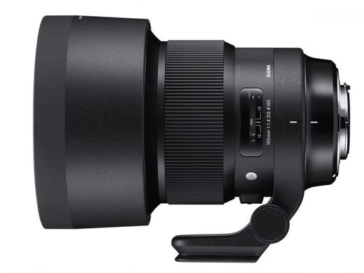 Sigma 105mm F1.4 DG Art Series HSM, Canon