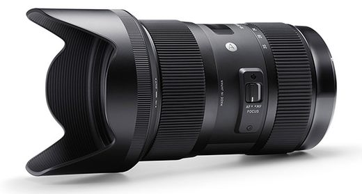 Sigma 18-35mm F1.8 DC HSM Art  CANON