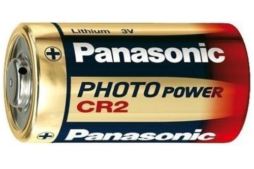 Panasonic CR2 Lithium Power 3,0V