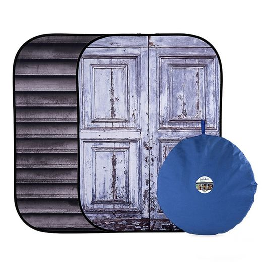 Lastolite 2-in-1 Urban Collapsible 1.5 x 2.1m Shutter/Distressed Door 5717