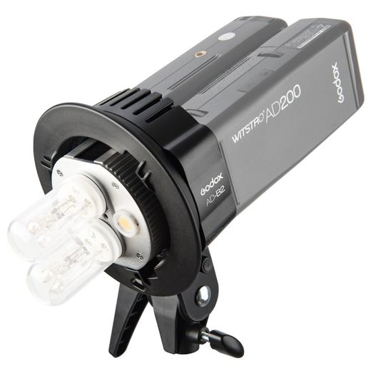 Godox Dual Power Flash Head AD-B2 (AD200)