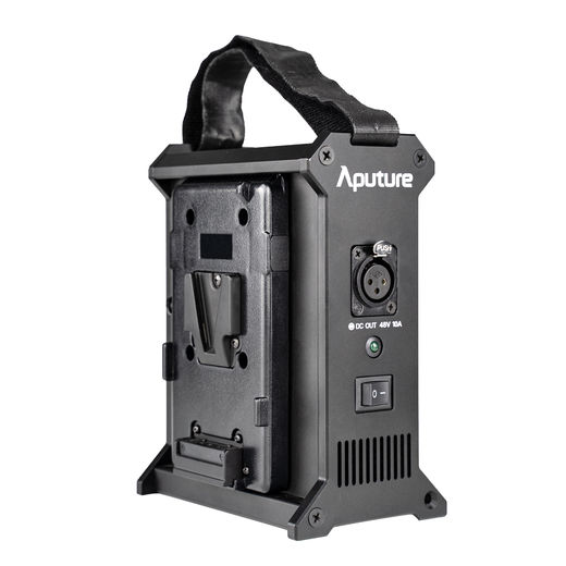 Aputure  2-Bay Battery Power Station (Nova P300c)