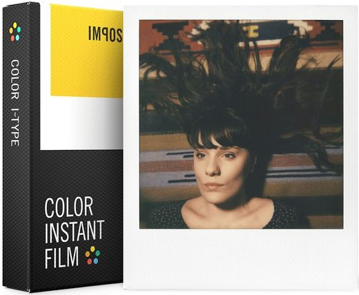 Impossible Color Film for I-TYPE ‐pikafilmi 8kpl