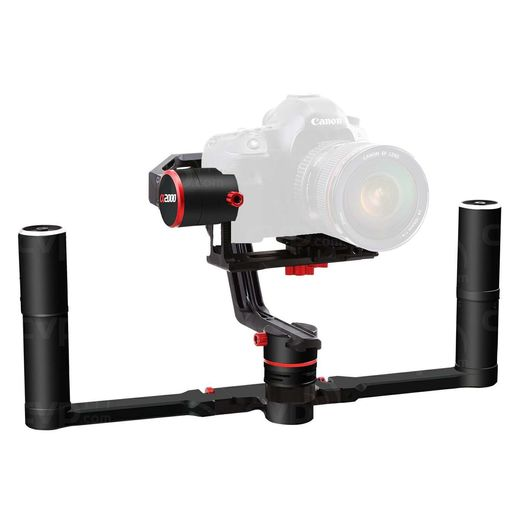 Feiyu Tech A2000 Kit, Gimbal + Dual Grip Handle